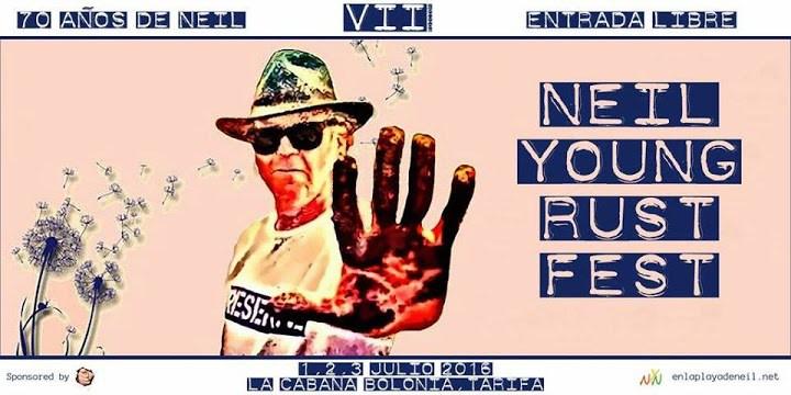Rust Fest 2016 concierto en Bolonia Tarifa